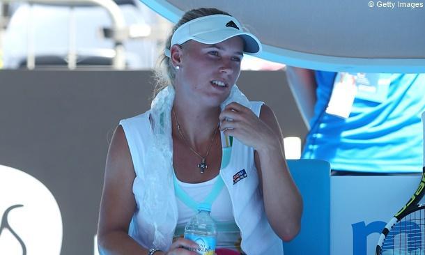 Wozniacki AusOpen Sportmax